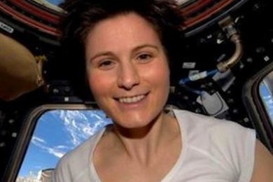 Samantha Cristoforetti è tornata sulla terra!