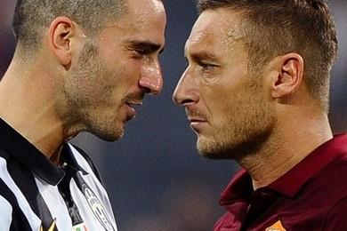 Roma-Juve finisce 1-1. Secondo te chi meritava di vincere?