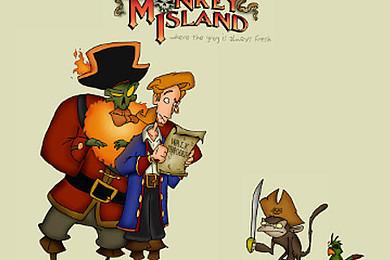 Quale è il personaggio secondario di Monkey Island più figo?