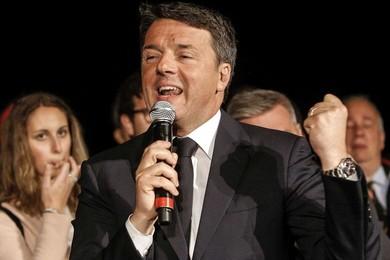 Matteo Renzi vince le primarie del Partito Democratico