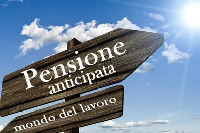 Pensione anticipata, ultimissime novità