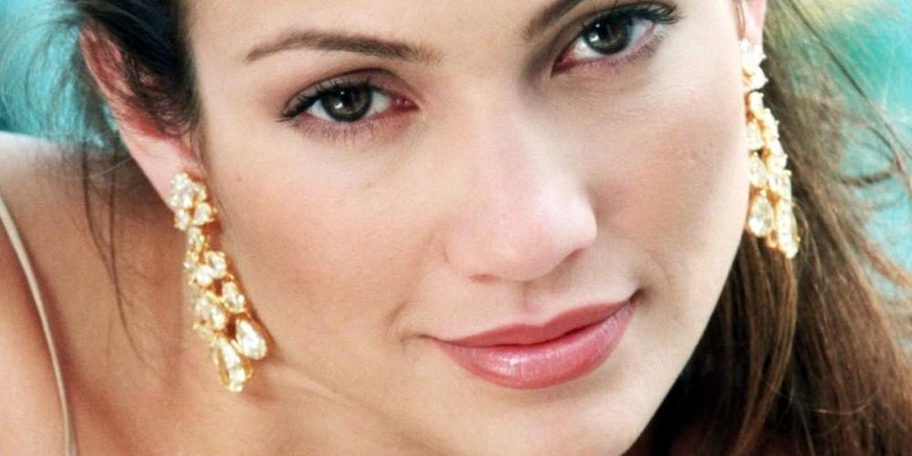 Jennifer Lopez, la prima volta senza trucco [FOTO]