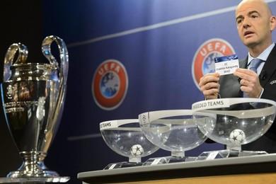 Sorteggi Champions League 2015, è Juve - Bayern Monaco e Roma - Real Madrid!