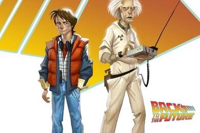 Ritorno al futuro: Toyota lancia uno spot con Doc e Marty