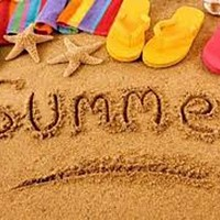Summer holidays / beach holidays - it's all about sun
