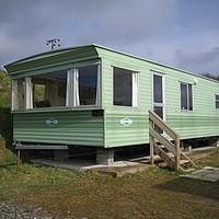 Static caravan: you get on site facilities too