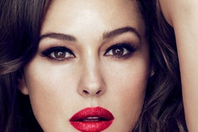 Monica Bellucci is the world's most beautiful actress