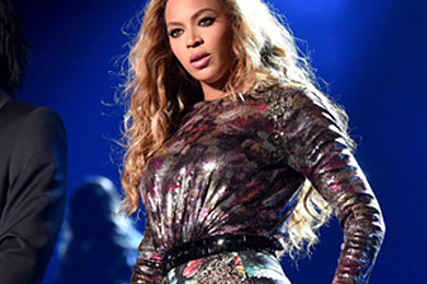 "Beyoncé has penned a song for the film version of ""Fifty Shades of Grey"". Excited?"