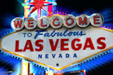 Your other half books a lads/girls holiday to Las Vegas…..