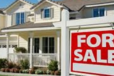 If you were in a financial hole, would you put up your home for sale?