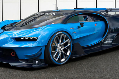 Latest Bugatti's Chiron astounds in terms of power and speed