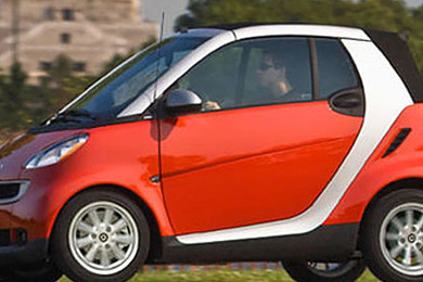 Small cars - what's the best thing about them?