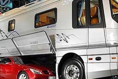 What type of caravan would you buy if you were going to take the plunge?