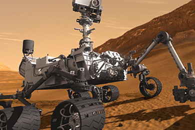 Don't you think Curiosity is the cutest robot ever?