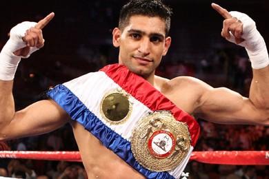 """I won't fight Kell Brook"", Amir Khan confesses"