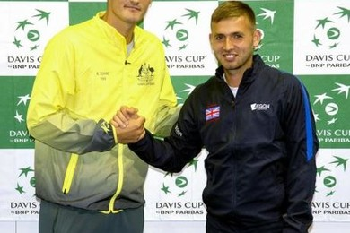 Evans vs. Tomic. Who's going to win?