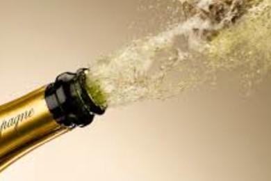 On a scale of smiley yellow faces how much do you love champers?