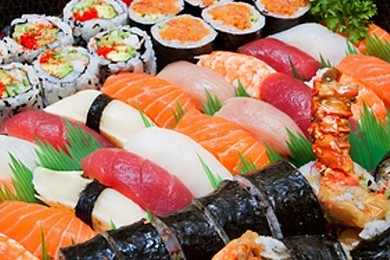 Sushi: you either love it or you hate it!