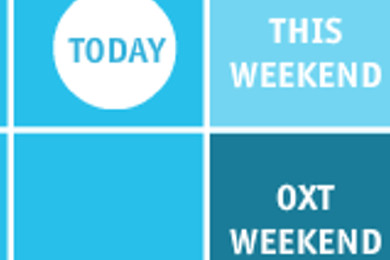 Oxt weekend= the weekend after this one. Useful new word that you would use?