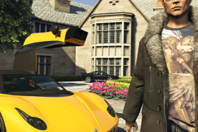 A new update is ready for GTA 5.
