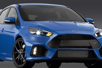Are you ready for the new Ford Focus RS?