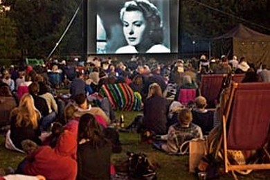Outdoor cinema: the greatest summer invention ever?