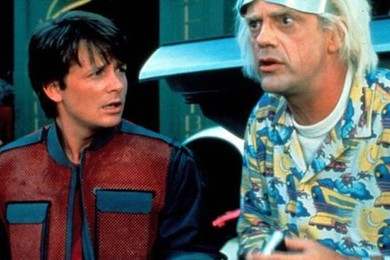 Are you going to celebrate Back to the Future day?