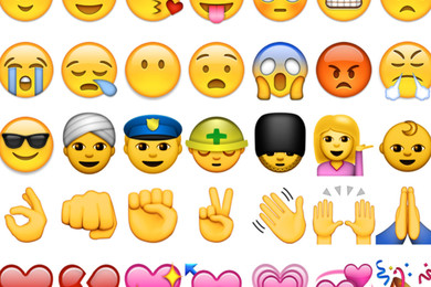 Loving the idea of an emoji menu?