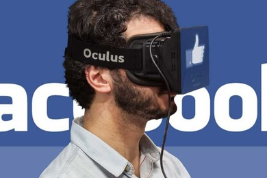 Facebook recruits virtual reality experts to make up Oculus team