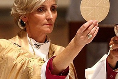 Women can become bishops too. Did gender equality just get more equal?