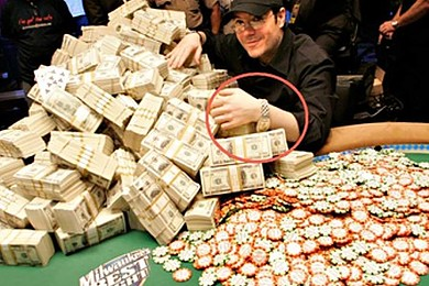 Would you clean up at a poker tournament in Las Vegas?