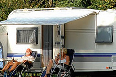 Are caravan holidays cost effective compared to flights and hotels?