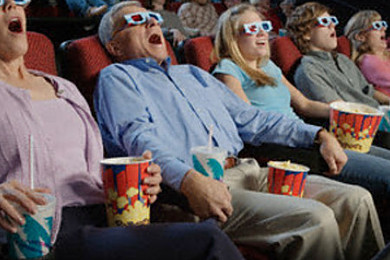 Are 3D films better than regular films?