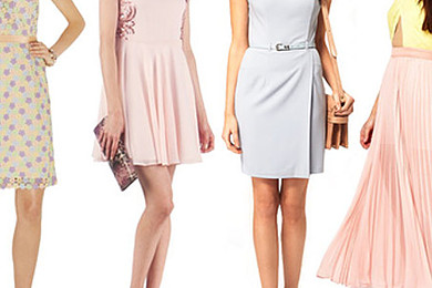 Shopping for wedding outfits - nightmare or a license to buy posh frocks?