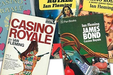 Have you ever read a James Bond book?