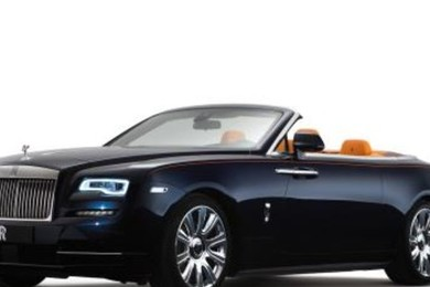 Do you like the new Rolls Royce Dawn?