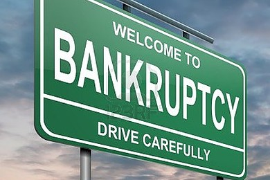 You're facing bankruptcy, how do you style it out?