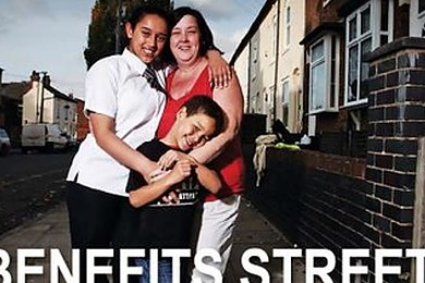 How did you react to Benefits Street?