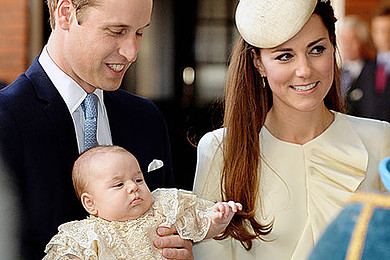 Stop press. A new royal baby is on the way