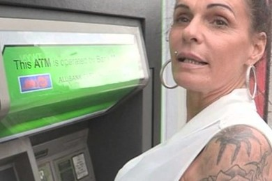 Kim Farry, who made £2 million shoplifting, is now living off benefits and refuses to work