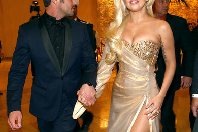 Is Lady Gaga planning a big wedding?