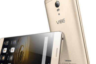 New Lenovo Vibe P1 smartphone has been unveiled. Do you like it?