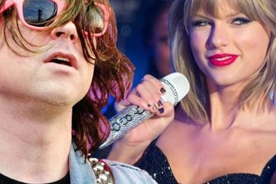 Ryan Adams' covered Taylor Swift's '1989'. Are you feeling happy?