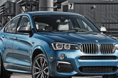 Do you like the BMW X4 M40i?
