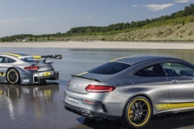 Are the new Mercedes AMG C 63 two of the most beautiful cars ever?