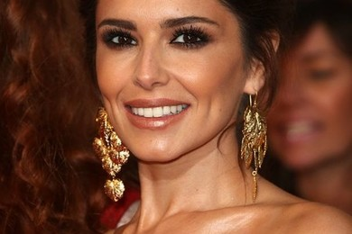 Cheryl Fernandez-Versin is the final beauty.