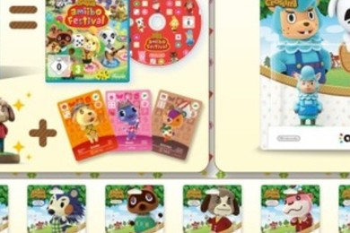 Are you going to take part to the Animal Crossing Amiibo Festival?