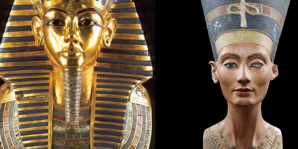 High probability of hidden chambers in Tut tomb-0.9