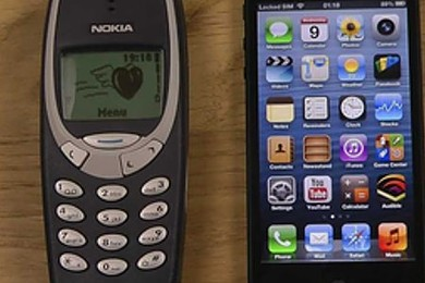 Are you a Nokia 3310 or an iPhone type of guy?