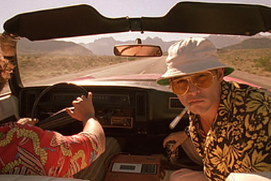 Your favorite Fear and Loathing in Las Vegas quote is..